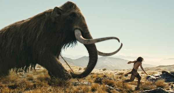 Image result for mammoth gif kill site cliff